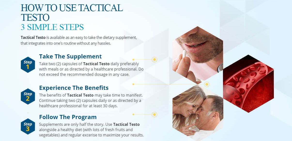 Tactical Testo Review Try Tactical Pills To Last Longer and obtain Stronger!