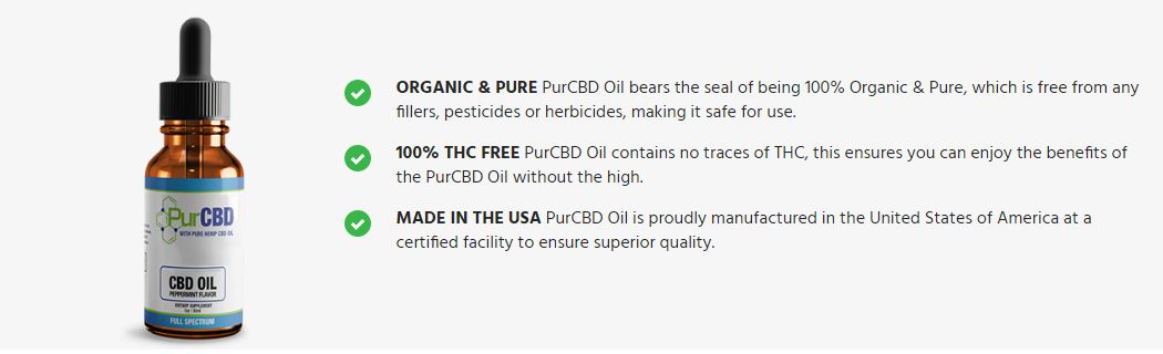 PurCBD Review {Reduce Anxiety & Stress} Find Your Inner Peace Naturally!